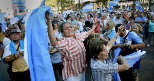democracy Argentina